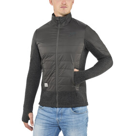 Maloja M's GuildsM. Hybrid Fleece Jacket charcoal